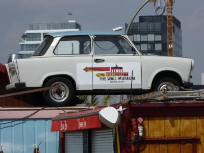 Berlin Trabbi